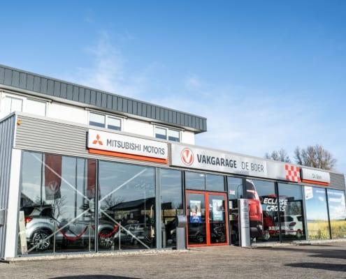 Mitsubishi vestiging Franeker